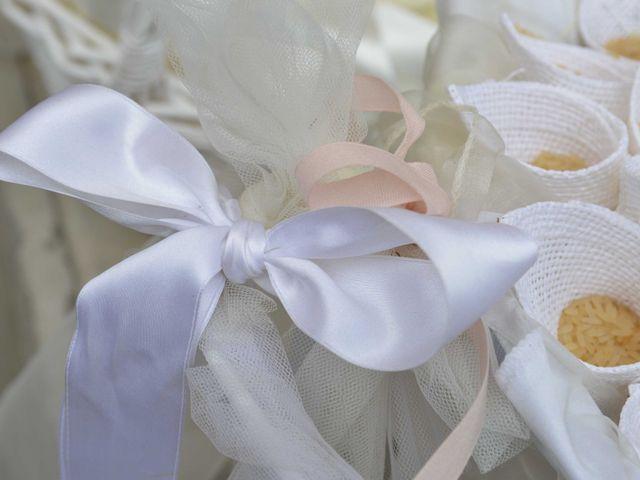 Il matrimonio di Davide e Elma a Pieve a Nievole, Pistoia 19