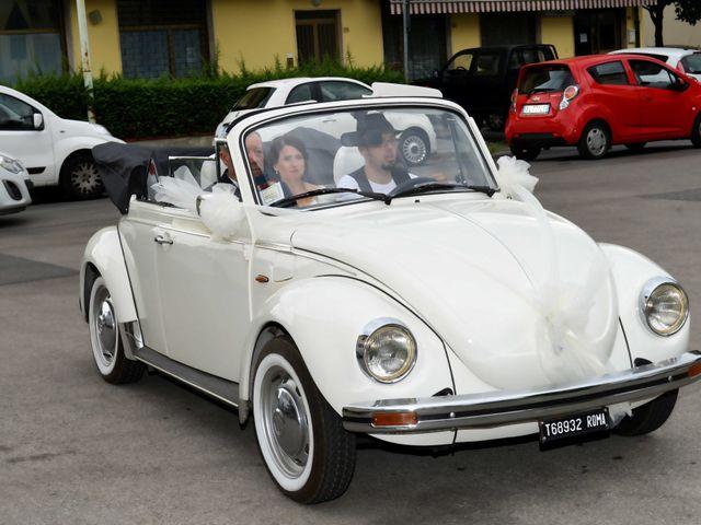 Il matrimonio di Davide e Elma a Pieve a Nievole, Pistoia 23