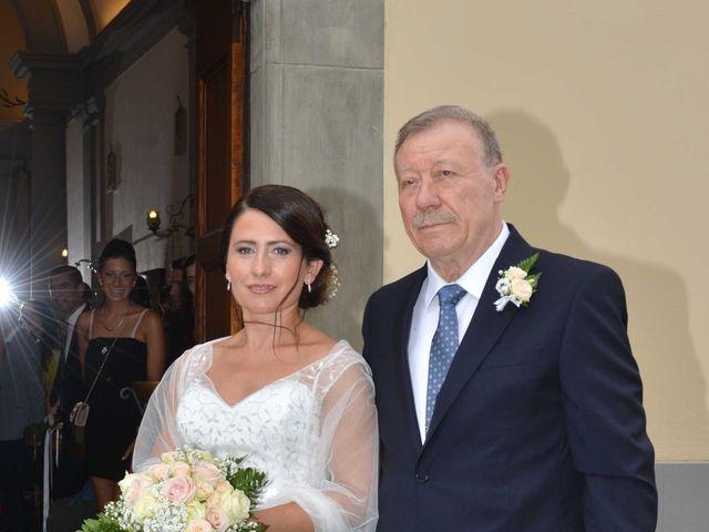 Il matrimonio di Davide e Elma a Pieve a Nievole, Pistoia 26