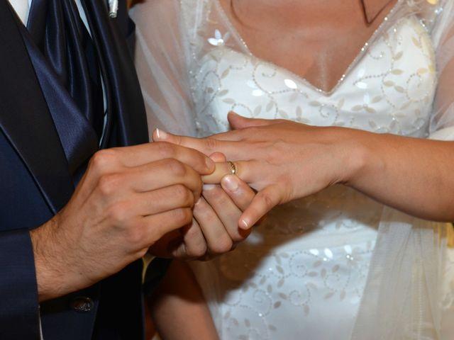 Il matrimonio di Davide e Elma a Pieve a Nievole, Pistoia 32