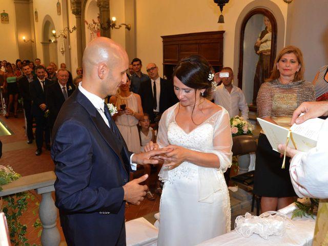 Il matrimonio di Davide e Elma a Pieve a Nievole, Pistoia 33