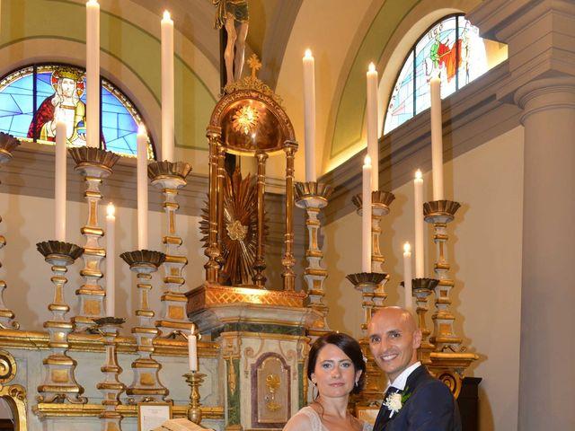 Il matrimonio di Davide e Elma a Pieve a Nievole, Pistoia 37