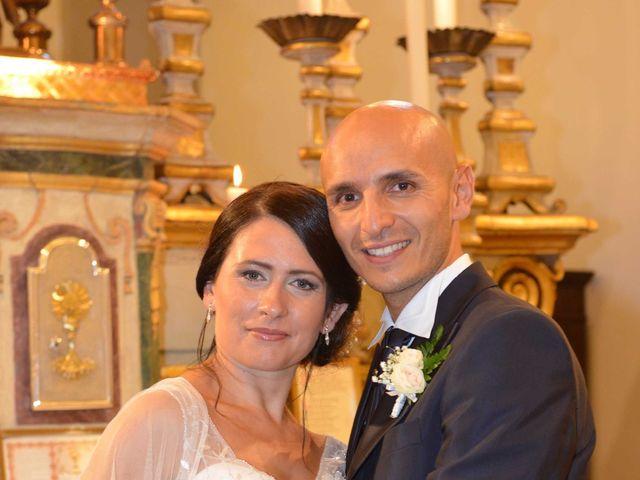 Il matrimonio di Davide e Elma a Pieve a Nievole, Pistoia 38