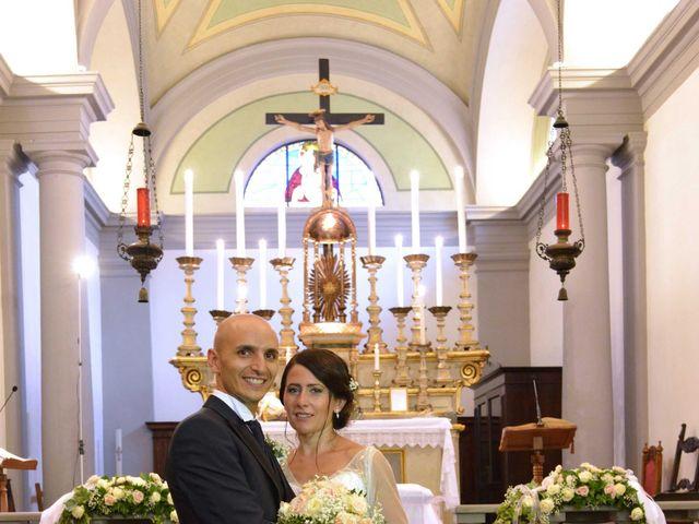 Il matrimonio di Davide e Elma a Pieve a Nievole, Pistoia 39