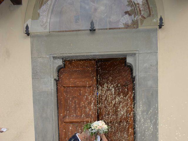 Il matrimonio di Davide e Elma a Pieve a Nievole, Pistoia 41