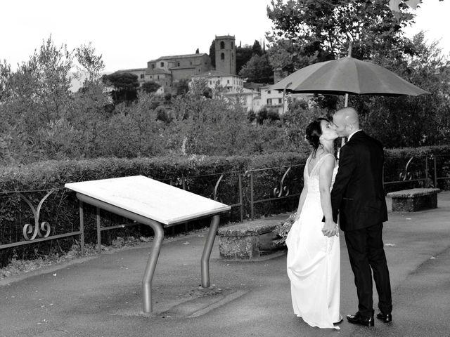 Il matrimonio di Davide e Elma a Pieve a Nievole, Pistoia 46