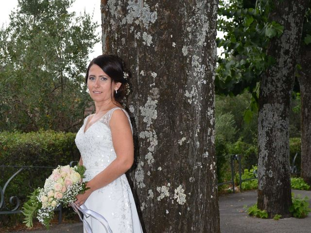 Il matrimonio di Davide e Elma a Pieve a Nievole, Pistoia 47