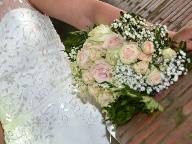 Il matrimonio di Davide e Elma a Pieve a Nievole, Pistoia 51