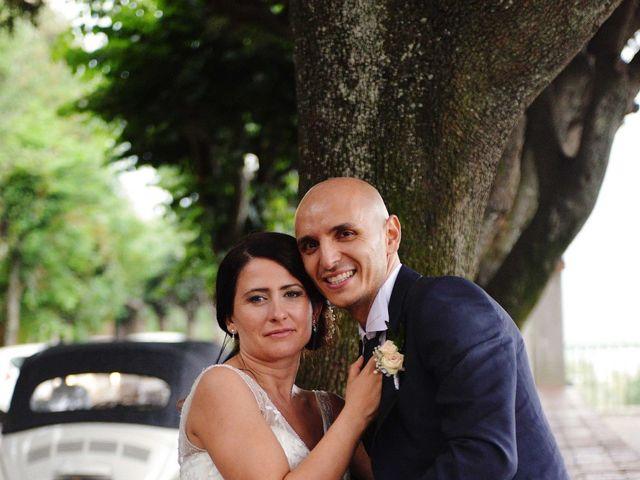 Il matrimonio di Davide e Elma a Pieve a Nievole, Pistoia 52