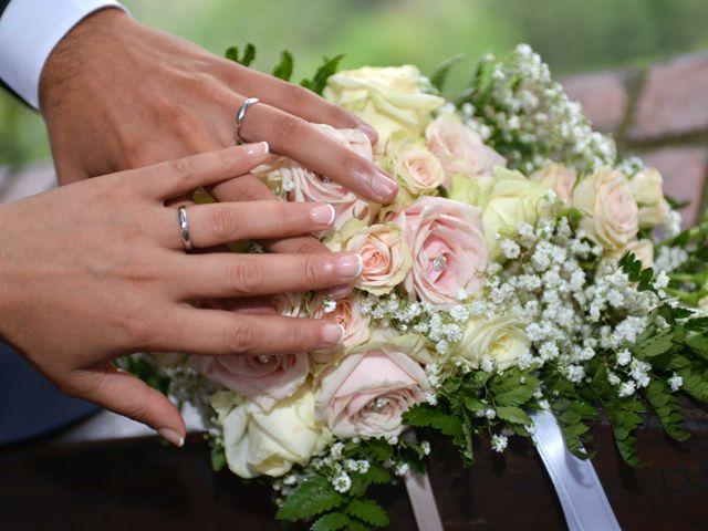 Il matrimonio di Davide e Elma a Pieve a Nievole, Pistoia 53