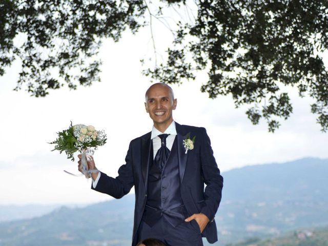 Il matrimonio di Davide e Elma a Pieve a Nievole, Pistoia 54