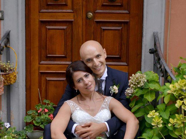 Il matrimonio di Davide e Elma a Pieve a Nievole, Pistoia 55