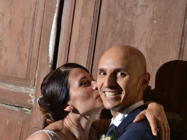 Il matrimonio di Davide e Elma a Pieve a Nievole, Pistoia 56