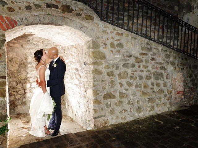 Il matrimonio di Davide e Elma a Pieve a Nievole, Pistoia 58