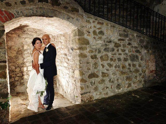 Il matrimonio di Davide e Elma a Pieve a Nievole, Pistoia 59