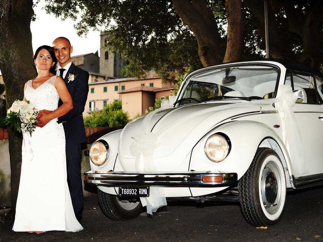 Il matrimonio di Davide e Elma a Pieve a Nievole, Pistoia 60