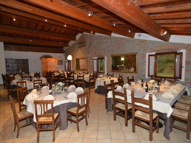 Il matrimonio di Davide e Elma a Pieve a Nievole, Pistoia 66