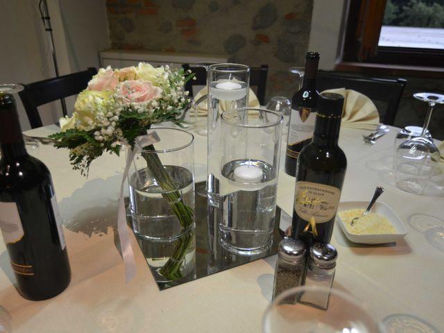 Il matrimonio di Davide e Elma a Pieve a Nievole, Pistoia 70