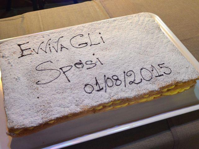 Il matrimonio di Davide e Elma a Pieve a Nievole, Pistoia 77