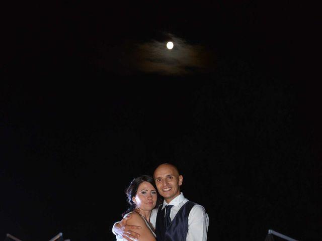 Il matrimonio di Davide e Elma a Pieve a Nievole, Pistoia 81