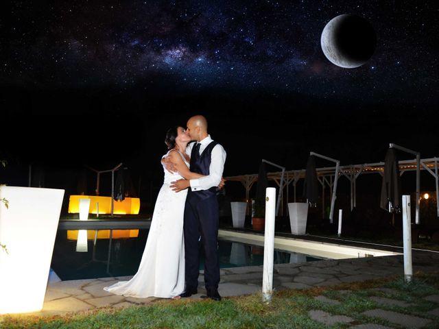 Il matrimonio di Davide e Elma a Pieve a Nievole, Pistoia 1