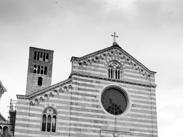 Il matrimonio di Simone e Loriana a Genova, Genova 24