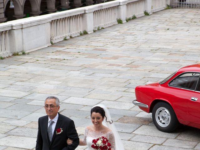 Il matrimonio di Simone e Loriana a Genova, Genova 26