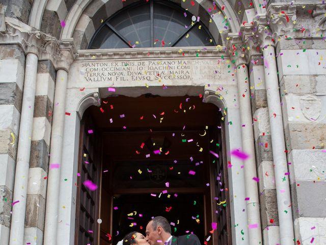 Il matrimonio di Simone e Loriana a Genova, Genova 34