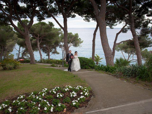 Il matrimonio di Simone e Loriana a Genova, Genova 61