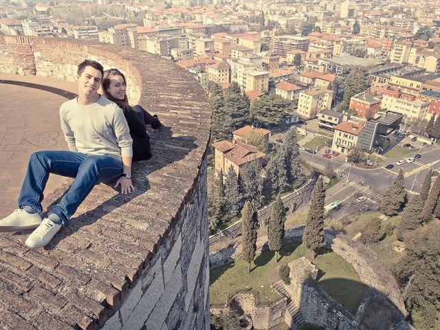 Il matrimonio di Michael e Marika a Brescia, Brescia 1