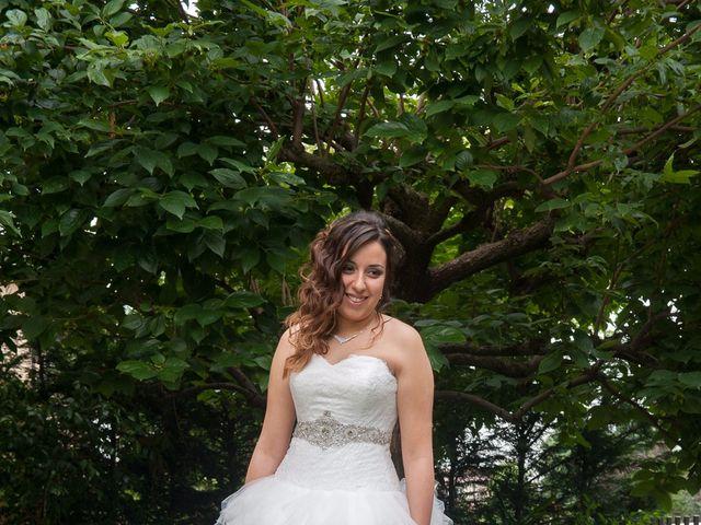 Il matrimonio di Michael e Marika a Brescia, Brescia 35