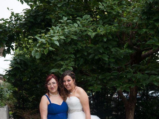 Il matrimonio di Michael e Marika a Brescia, Brescia 36