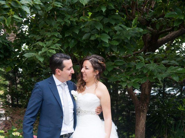Il matrimonio di Michael e Marika a Brescia, Brescia 39