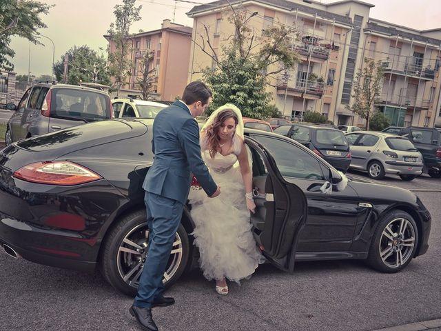 Il matrimonio di Michael e Marika a Brescia, Brescia 46