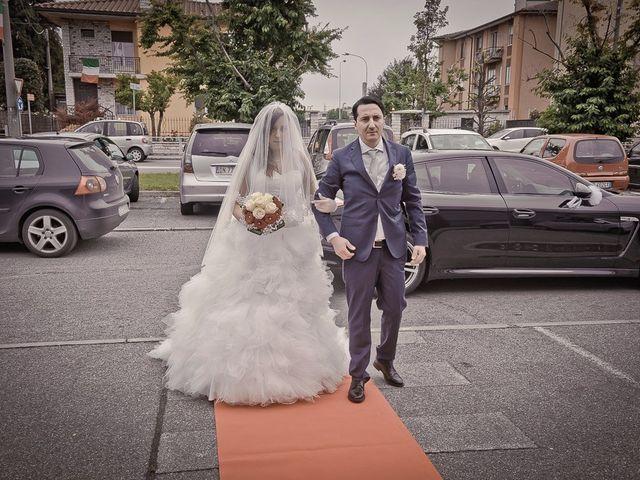 Il matrimonio di Michael e Marika a Brescia, Brescia 48