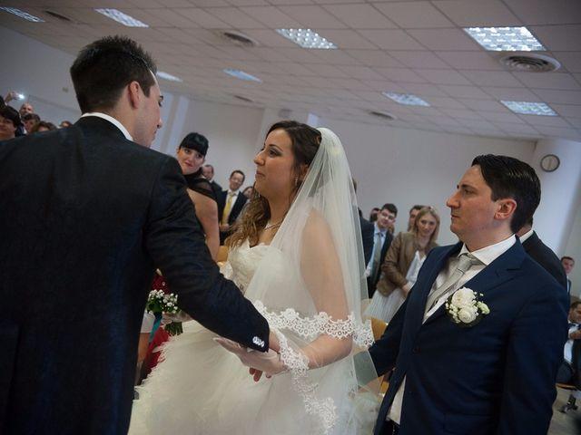 Il matrimonio di Michael e Marika a Brescia, Brescia 49