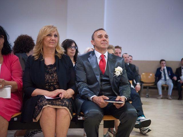 Il matrimonio di Michael e Marika a Brescia, Brescia 52