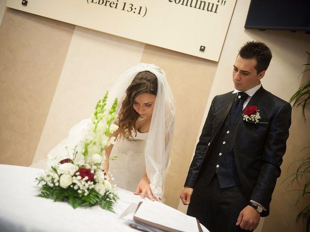 Il matrimonio di Michael e Marika a Brescia, Brescia 57