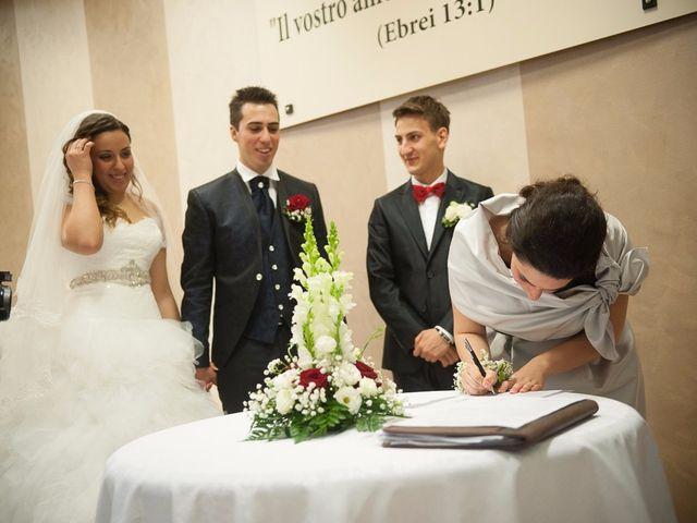 Il matrimonio di Michael e Marika a Brescia, Brescia 58
