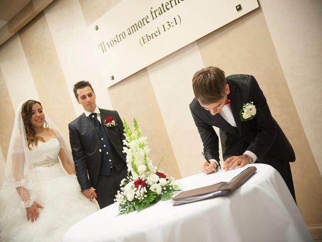Il matrimonio di Michael e Marika a Brescia, Brescia 59