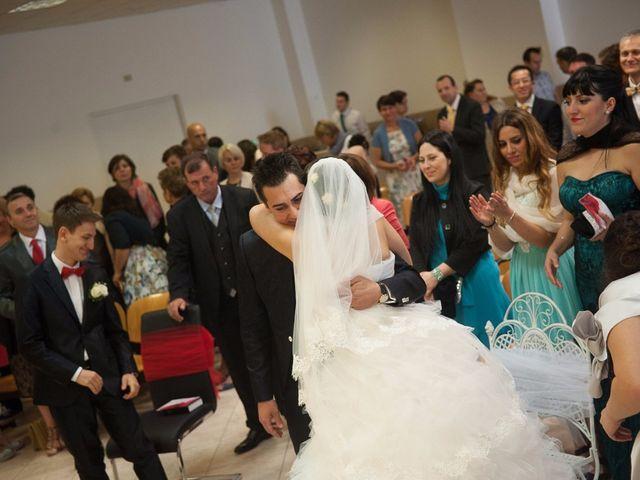Il matrimonio di Michael e Marika a Brescia, Brescia 61