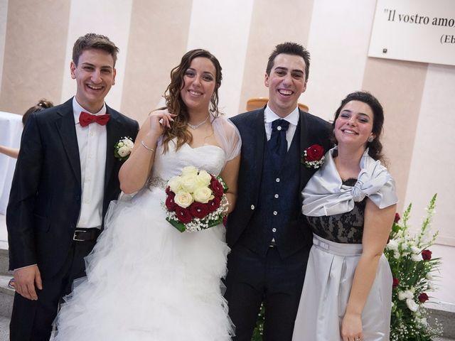 Il matrimonio di Michael e Marika a Brescia, Brescia 62