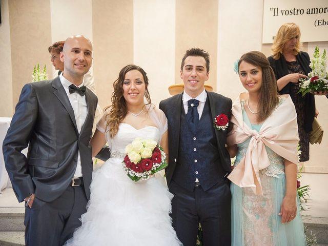 Il matrimonio di Michael e Marika a Brescia, Brescia 64