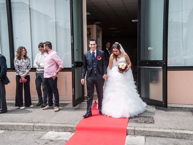 Il matrimonio di Michael e Marika a Brescia, Brescia 76