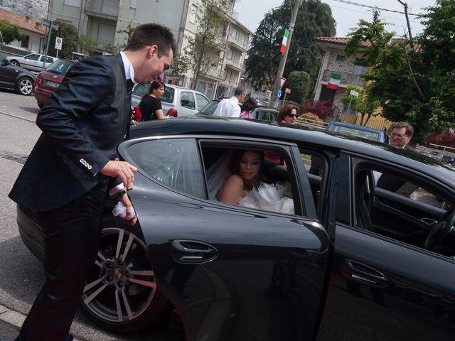 Il matrimonio di Michael e Marika a Brescia, Brescia 78
