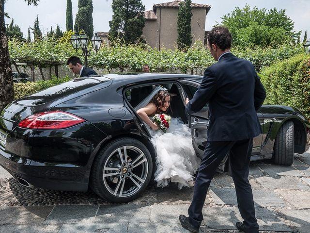 Il matrimonio di Michael e Marika a Brescia, Brescia 80