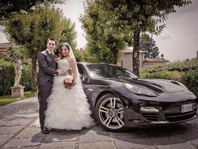 Il matrimonio di Michael e Marika a Brescia, Brescia 81
