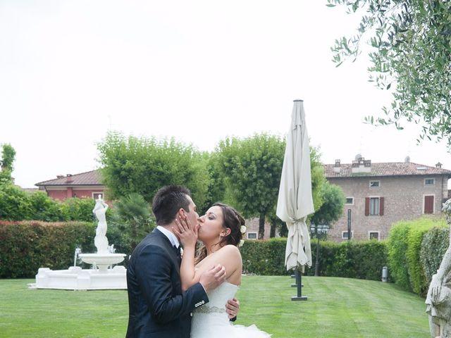 Il matrimonio di Michael e Marika a Brescia, Brescia 83