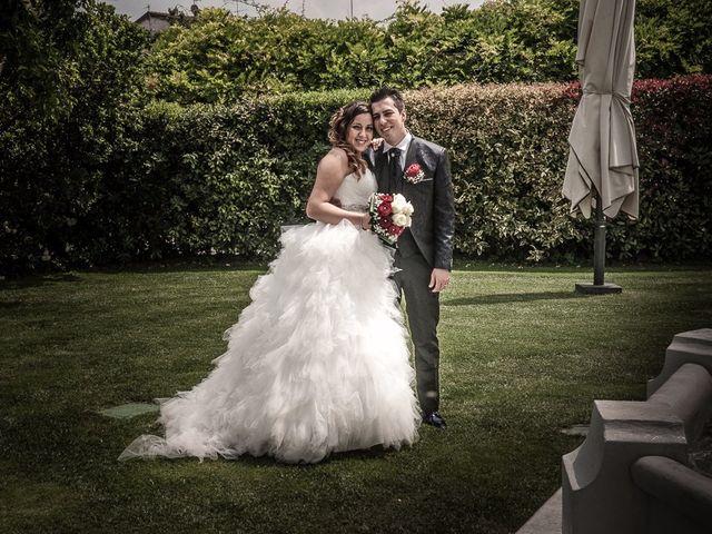 Il matrimonio di Michael e Marika a Brescia, Brescia 85