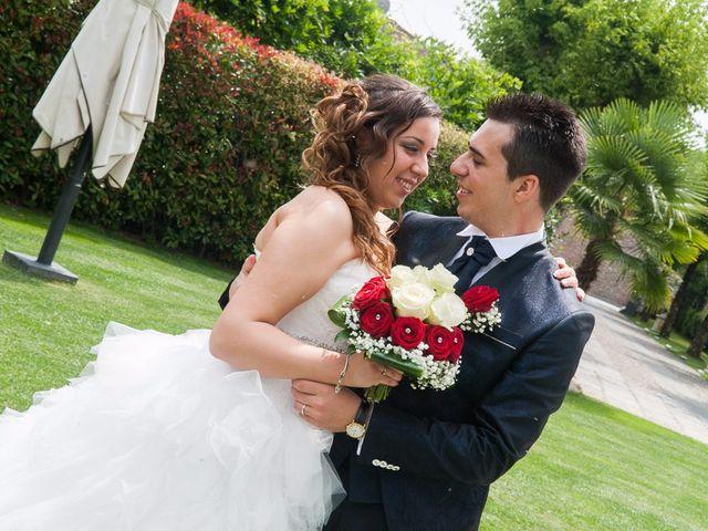 Il matrimonio di Michael e Marika a Brescia, Brescia 87